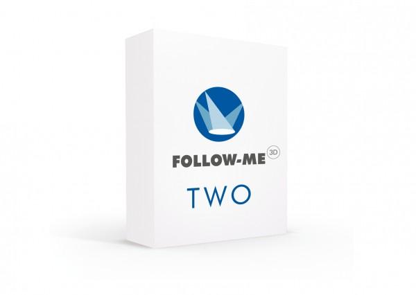 FOLLOW-ME 3D TWO Lizenz