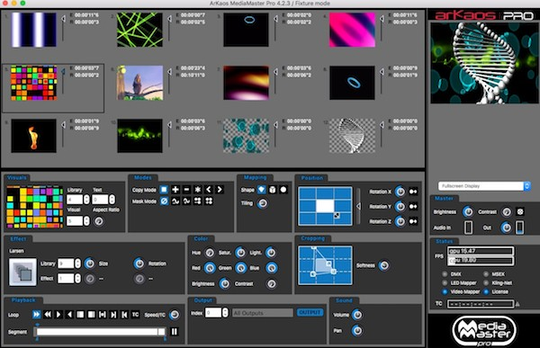 ARKAOS MediaMaster Pro