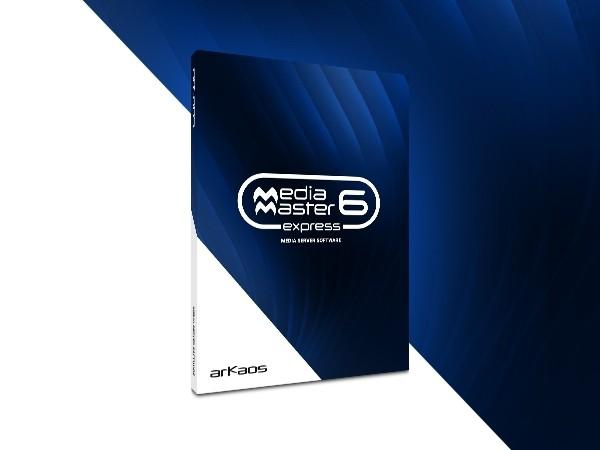 ARKAOS MediaMaster Express 5